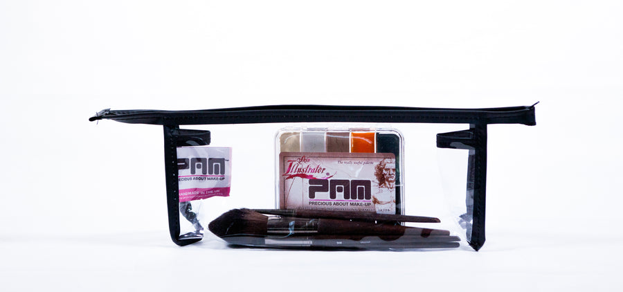 PAM Pouches - Precious About Make-up, (product_title),Bags, Precious About Makeup