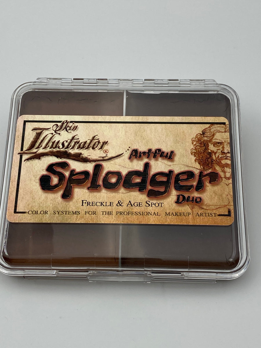 SKIN ILLUSTRATOR SPLODGER- DUO PALETTE - Precious About Make-up, (product_title),Palette, PPI