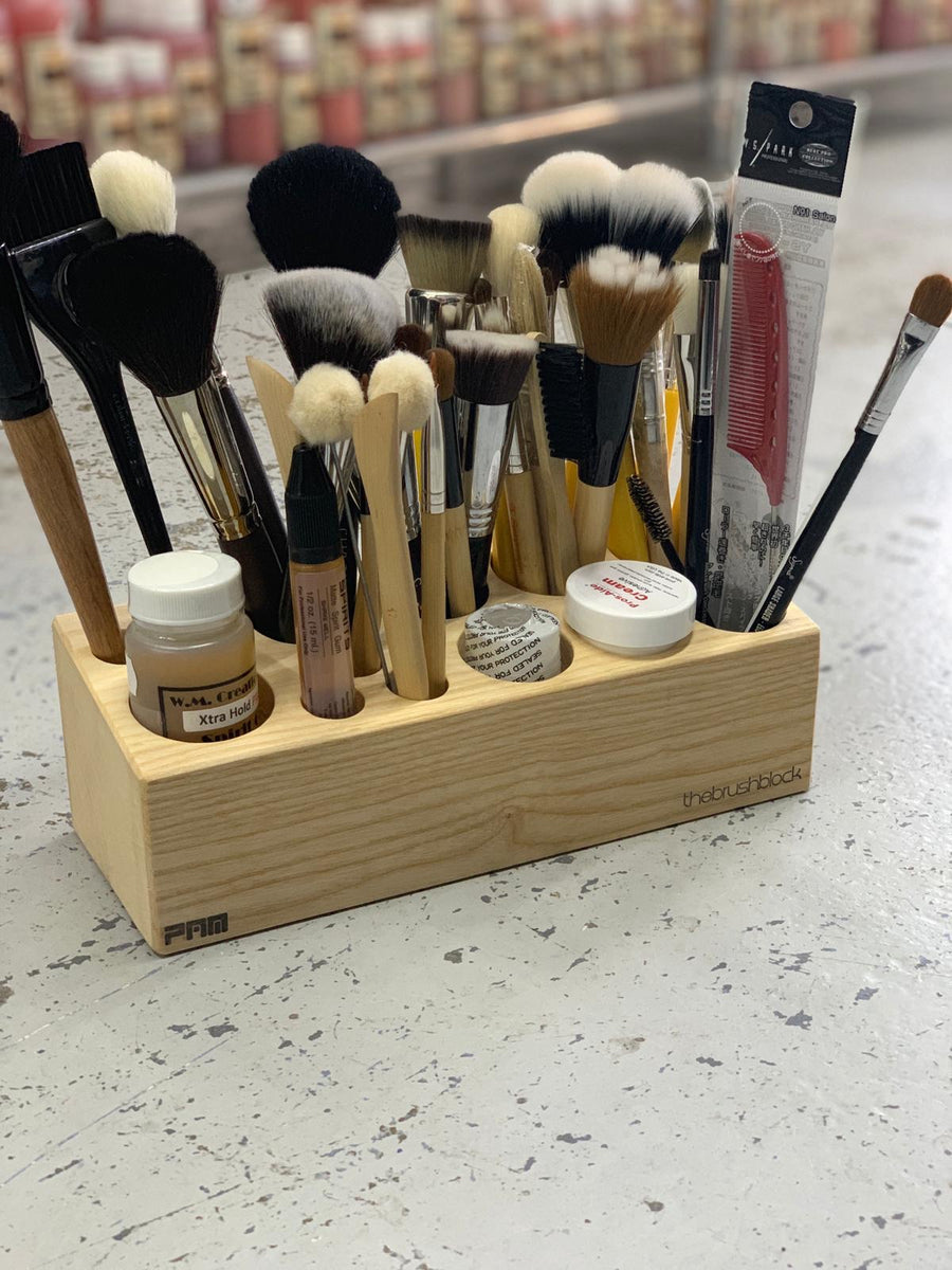 The Brush Block Pro - Precious About Make-up, (product_title),Brushes / Tools, Precious About Make-up