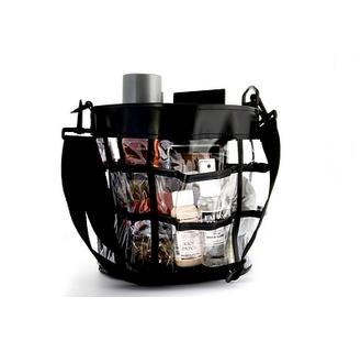 MRS ROBINSON - PAM Small Bucket Bag - Precious About Make-up