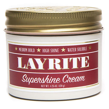Layrite Supershine Cream - Precious About Make-up, (product_title),Hair, Layrite