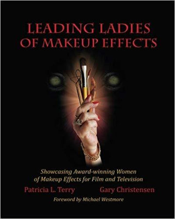 Leading Ladies of Makeup Effects - Hardback - Precious About Make-up, (product_title),, Precious About Make-up