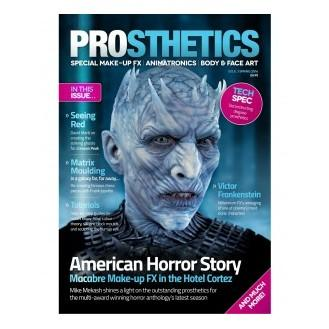 The Prosthetics Magazine - Precious About Make-up, (product_title),Magazine, Prosthetics Magazine