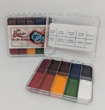 PPI Skin Illustrator On Set FX Palette - Precious About Make-up, (product_title),SFX, PPI