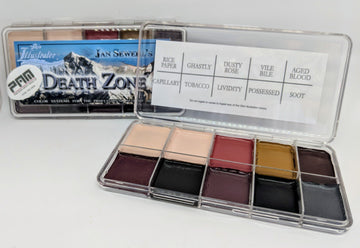 PPI Skin Illustrator Death Zone Palette - Precious About Make-up