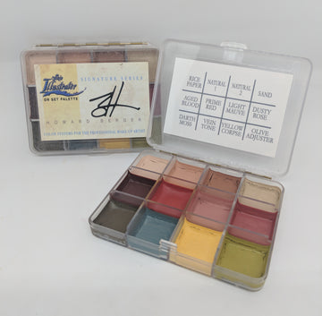 PPI Skin Illustrator On Set Howard Berger Palette
