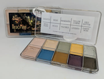 PPI Skin Illustrator Necromania Palette - Precious About Make-up