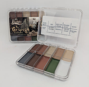 PPI Skin Illustrator On Set Grunge Palette - Precious About Make-up