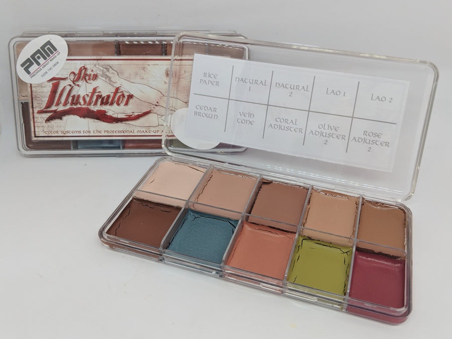 PPI Skin Illustrator Fleshtone Palette - Precious About Make-up, (product_title),SFX, PPI