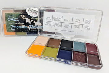 PPI Skin Illustrator Zombie Palette - Precious About Make-up