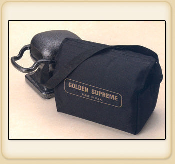 Golden Supreme Stove to Go Bag- Black