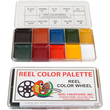 Reel Creations - Reel Color Wheel Palette - Precious About Make-up, (product_title),sfx, Reel Creations