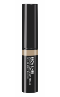Make Up For Ever - Brow Liner - This water resistant tinted brow liner gives a smooth, buildable application thanks to a long lasting and light formula. Precious About Makeup, makeup, brow liner, brow makeup, beauty, cosmetics,