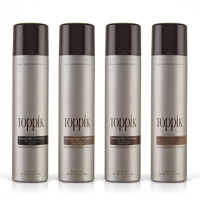 TOPPIK Coloured Hair Thickener - Precious About Make-up, (product_title),Hair, TOPPIK