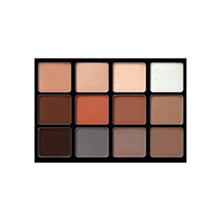 Viseart Eyeshadow Palette 01 Neutral Matte - Precious About Make-up, (product_title),Make Up, Viseart