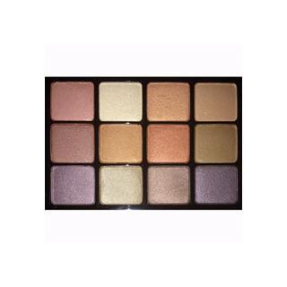 Viseart Eyeshadow Palette 06 Paris Nude - Precious About Make-up, (product_title),Make Up, Viseart