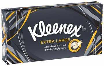 Kleenex Extra Large Tissues - Precious About Make-up, (product_title),Consumables, Kleenex
