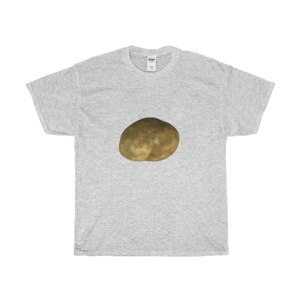 Potato_Heavy Cotton T-Shirt