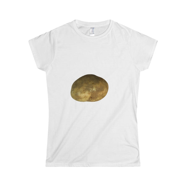 Potato_Softstyle Women's T-Shirt