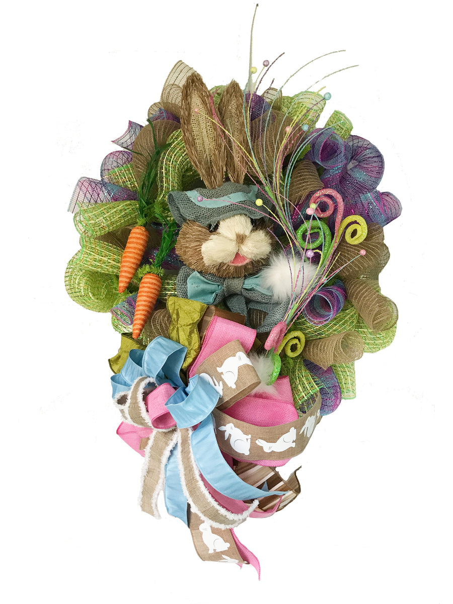 Decorative Easter Wreath
