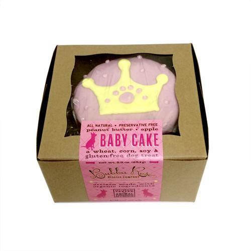Princess Baby Cake Dog Treat