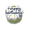 Green Birthday Baby Cake Dog Treat