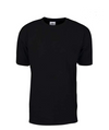 Shaka Wear Max Heavyweight 7.5 oz 100% Cotton T-Shirt Black