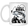 Keep It Reel Fishing Mug