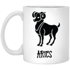 Aries Astrological Sign Mug 11 oz
