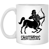 Sagittarius Astrological Sign Mug 11 oz