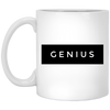 Genius 11oz Coffee Mug