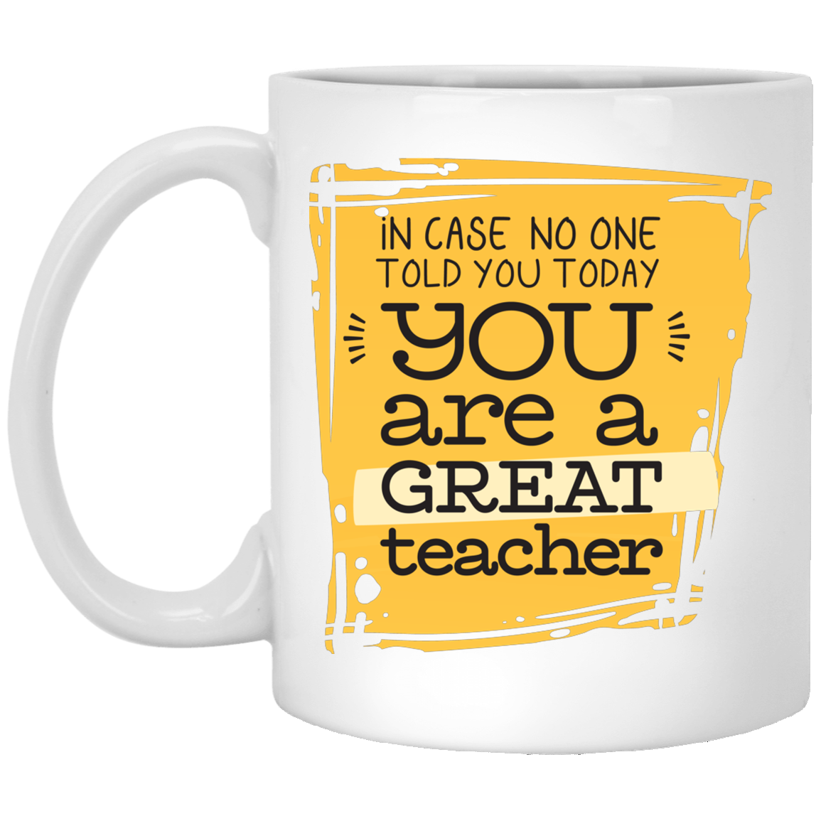 Great Teacher Mug 11oz