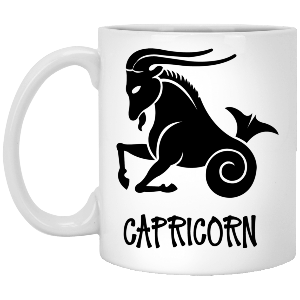Capricorn Astrological Sign Mug 11 oz