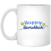 Happy Hanukkah 11oz Mug