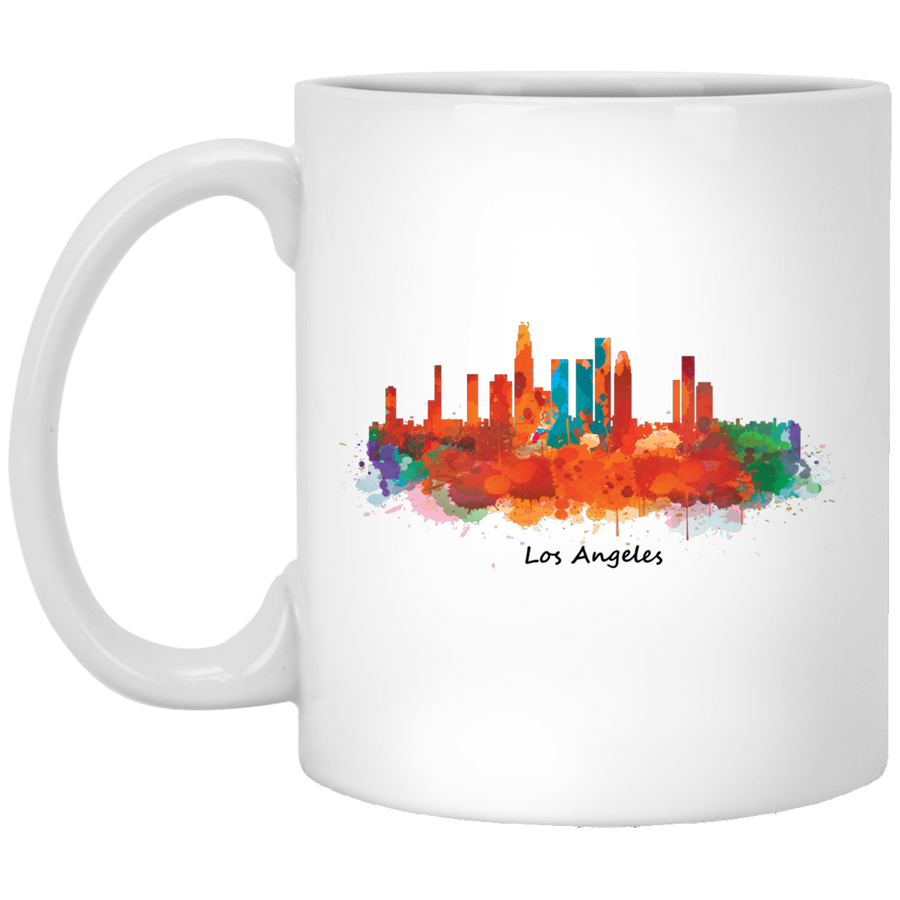 Los Angeles Cityscape 11oz Mug