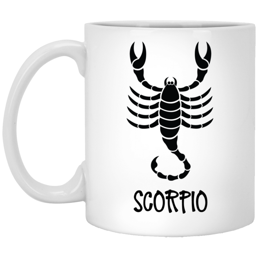 Scorpio Astrological Sign Mug 11 oz
