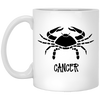 Cancer Astrological Sign Mug 11 oz