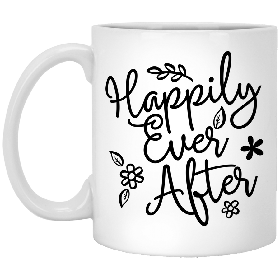 Happily Ever After Mug 11oz