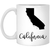 California State Mug 11oz