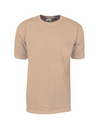 Shaka Wear Max Heavyweight 7.5 oz 100% Cotton T-Shirt Sand Tall