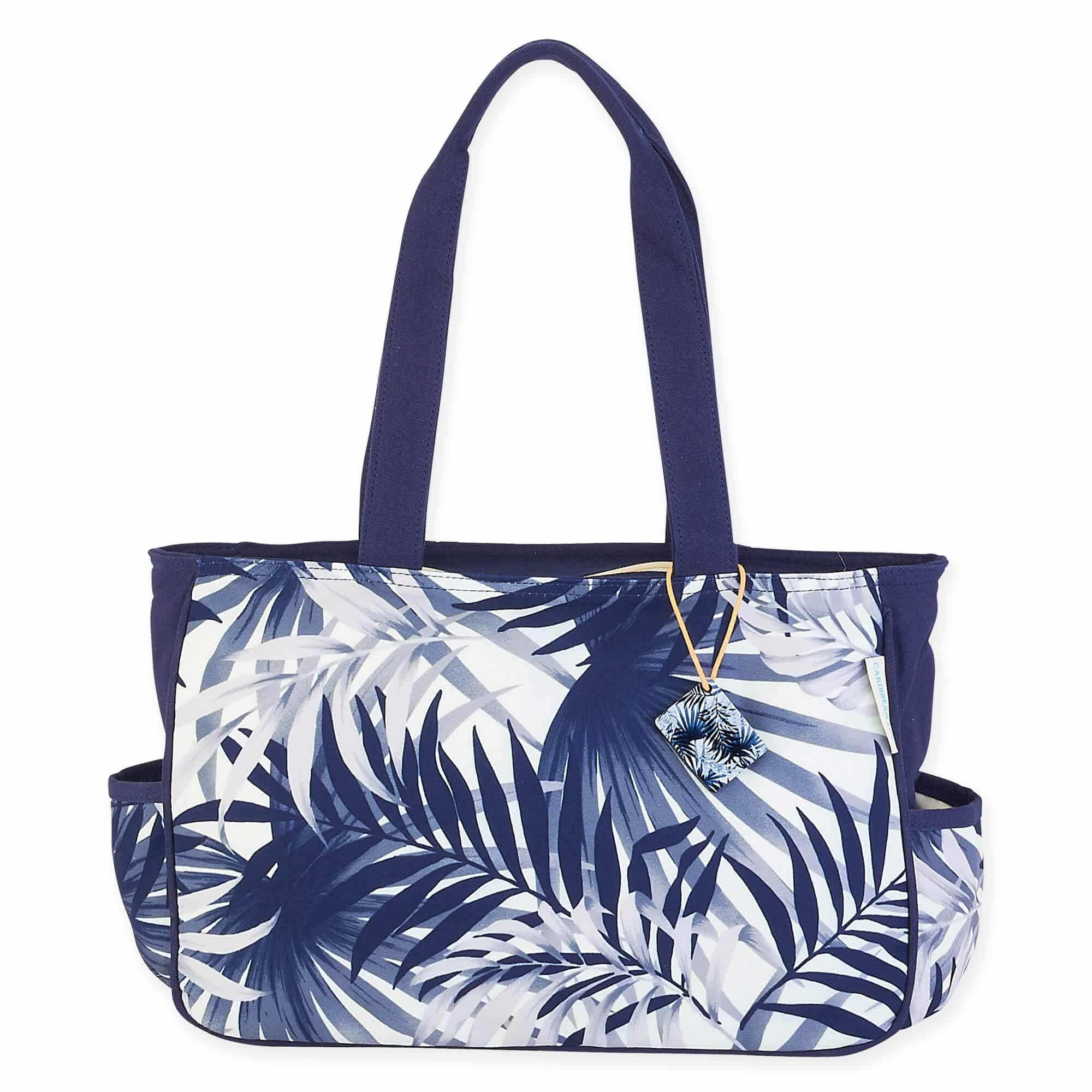 Fern Cascade E/W Medium Tote by Caribbean Joe