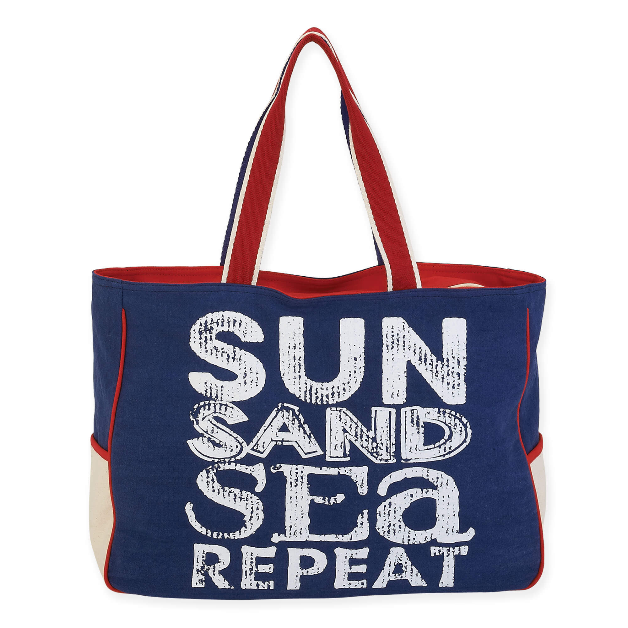 Sun Sand Sea Repeat Oversized Tote by Sun N Sand