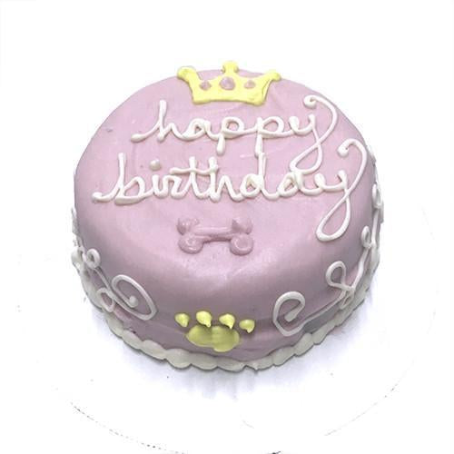 Princess Dog Cake
