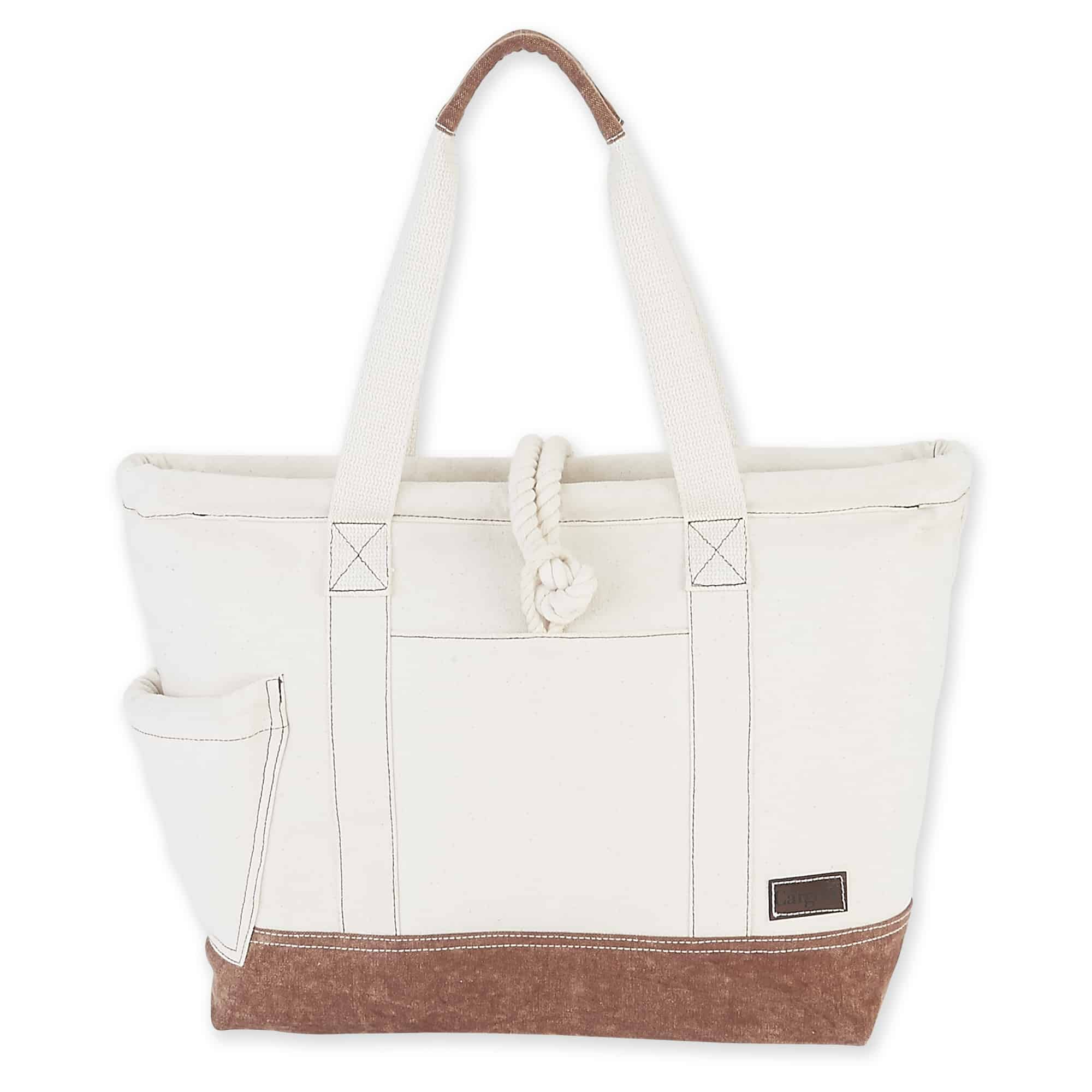 Regatta Oversized Tote by Sun N Sand - Brown