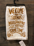 Tea Towels by Primitives by Kathy