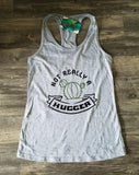 Not Really a Hugger Women's Tank