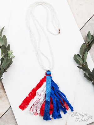 True Patriot Necklace