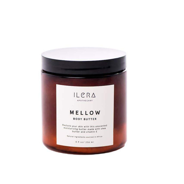 ILERA Apothecary Butter Mellow / 8 oz. Body Butter