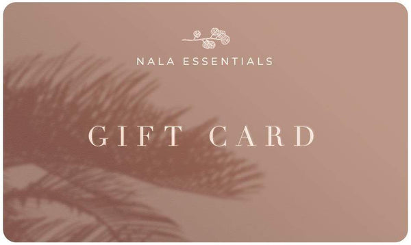 Nala Essentials Gift Card Gift Card