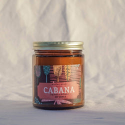 NaturalAnnie Essentials Cabana Soy Candle